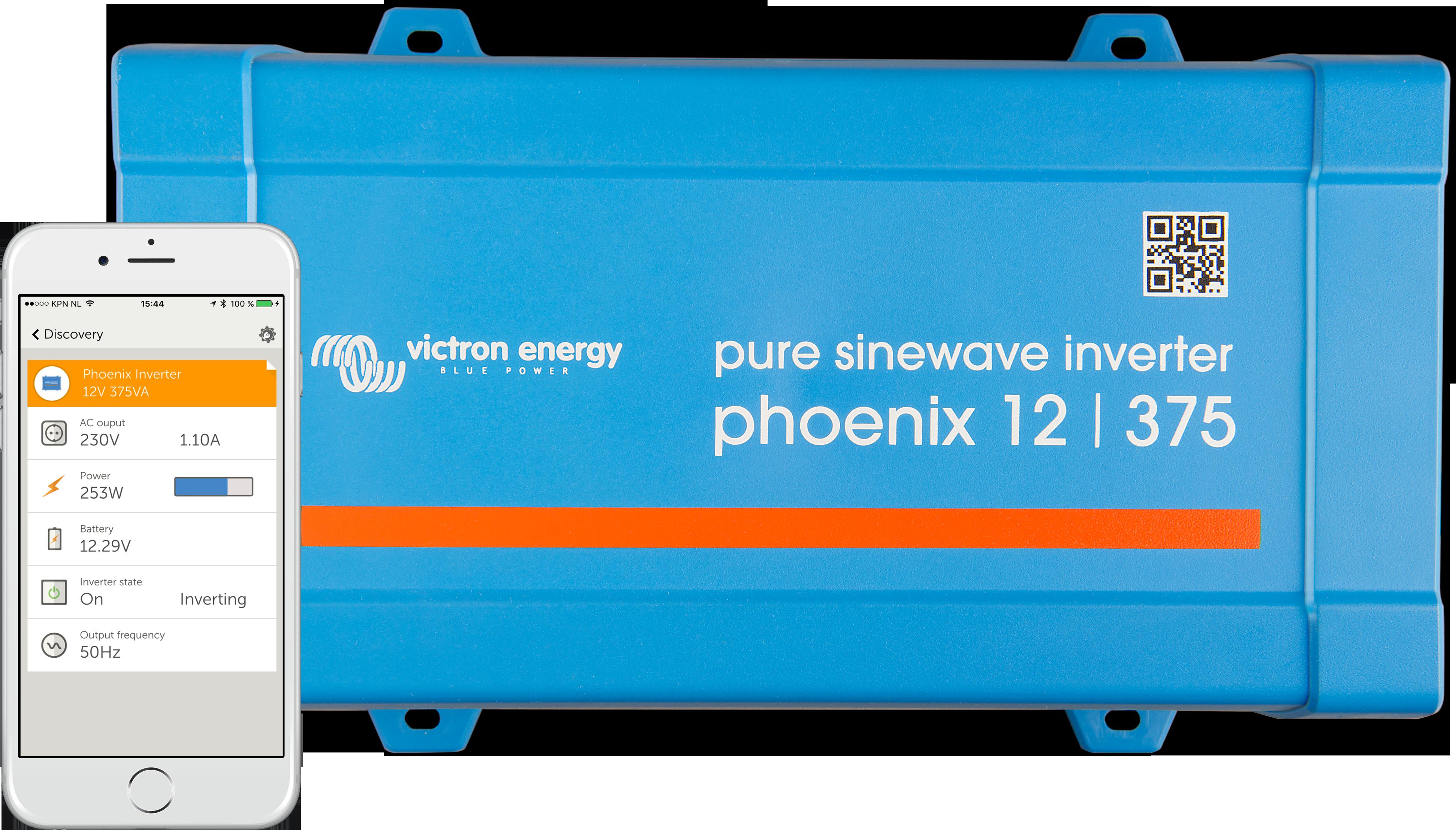 Direct Energy Pay As You Go >> Phoenix Inverter VE.Direct 250VA - 800VA - Victron Energy
