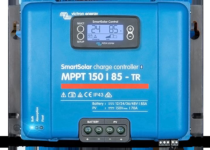 SmartSolar MPPT 150/85 & 150/100