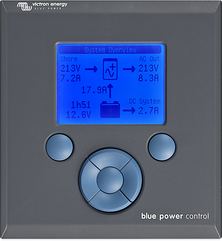 Blue Power Panel Victron Energy
