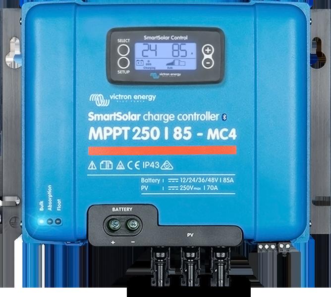 SmartSolar MPPT 250/85 & 250/100