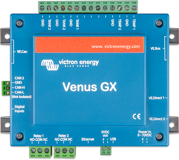 Venus GX - Victron Energy