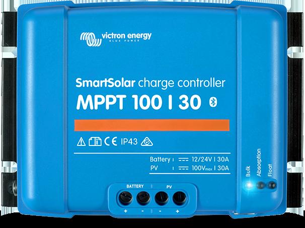 SmartSolar MPPT 100/30 & 100/50