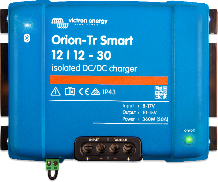Orion-Tr Smart DC-DC Charger Isolated